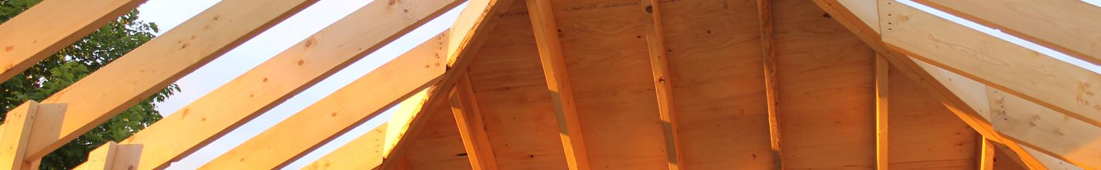 Gazebo / structure de bois
